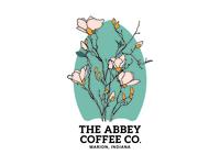 Abbey Coffee Co. Flower Design