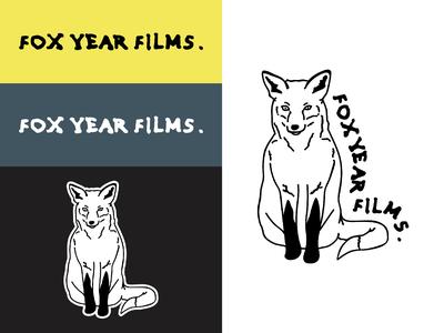 Fox Year Films Logo