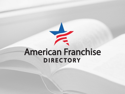American Franchise Directory america patriotic flag icon star directory usa franchises