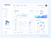 Dashboard For Daily Using