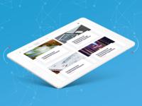 Ikonic Website: Resources Grid