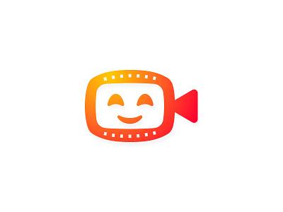 Camera Iconic Logo usman chaudhery usman video camera video logo camera logo iconic logo app web typography logo design flat vector illustration icon design branding logo