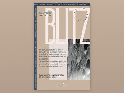Blitz 2020 Poster