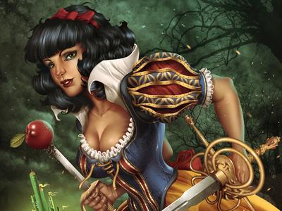 Snow White of Oz