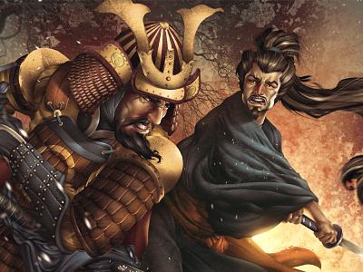 Samurai Showdown samurai showdown sword swordman fight
