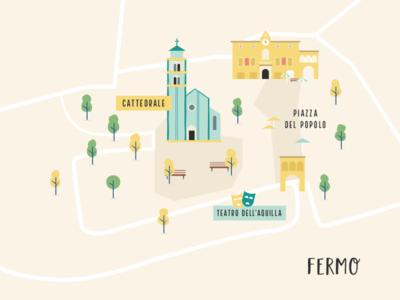 Michiel Kloppenburg Projects Illustrated Maps Dribbble