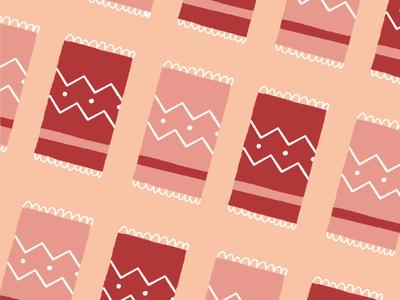 Inktober Day 8: Pattern