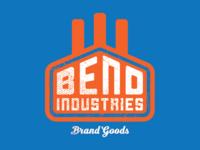 Bend Industries | Logos + Trademarks