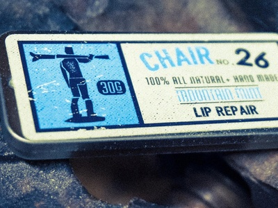 Bend Industries   Chair No.26