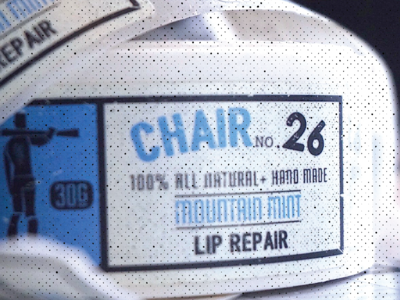 Bend Industries | Chair No.26