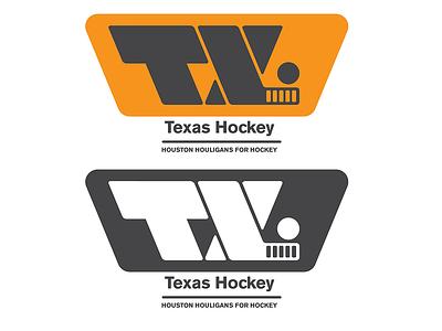 Dixie Hockey Co. | Houston Houligans apparel sports branding texas hockey texas minimalist minimalism vintage southerm dixie dixie hockey sport logo hockey sports design logo branding graphic design