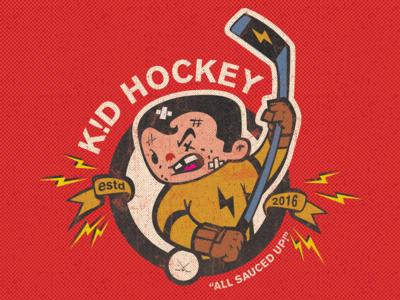 K!D HOCKEY!