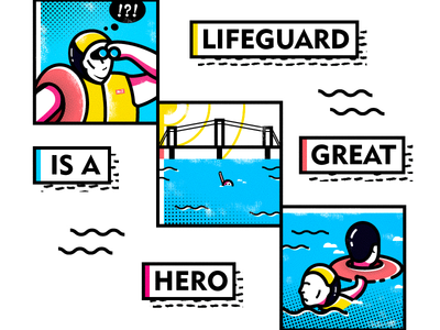 Lifeguard Story Series