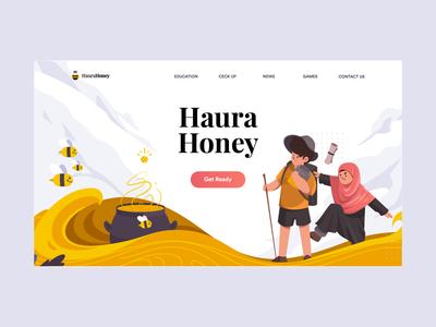 Haura Honey