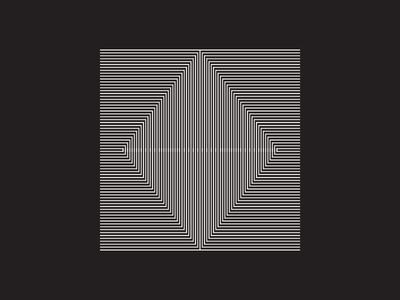 Daily Stem Art Geometric Experiment 007