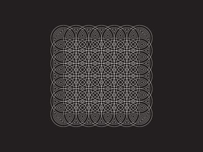 Daily Stem Art Geometric Experiment 013
