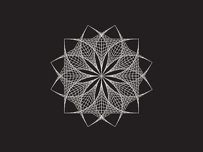 Daily Stem Art Geometric Experiment 022