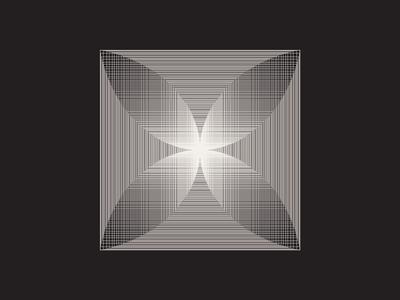 Daily Stem Art Geometric Experiment 027