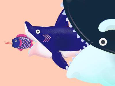 Sea Food Chain