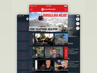 BursadaBugun News App