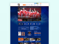 TOFAS Basketball Club Webdesign