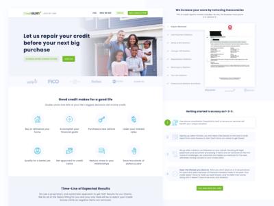 Credit Company Website