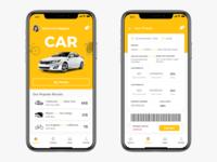 Car Sharing App