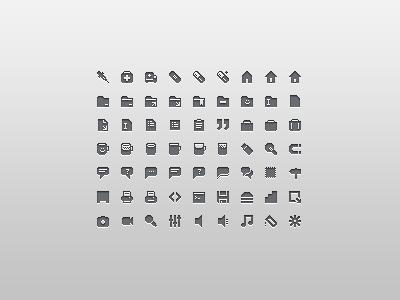 Pixiconz v1 :) icons icon set pixel pixiconz buy web