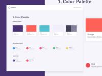 Parabol App Color Palette
