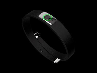 SCIO — a wearable device that supersedes all documents entry red dot concept product ux design