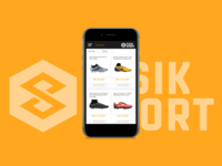 Fisik Sport Concept App