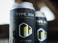 Shared Type 304 Can