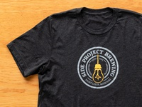 Side Project Brewing Badge T-Shirt
