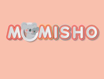 momisho logo design