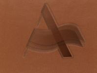 ala leather logo branding