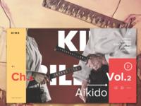 Kill Bill Course UI