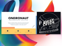 Oneironaut Business Card