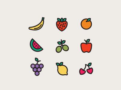 Ripen Up: Digesting Spiritual Fruits - Icon Design