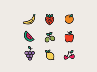 Ripen Up: Digesting Spiritual Fruits - Icon Design