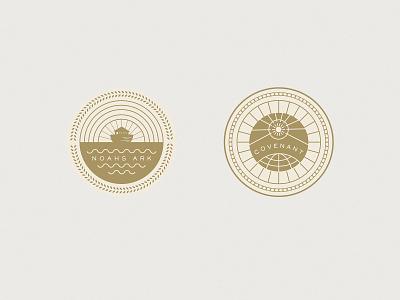 Covenant 🐑 christian design branding logo type graphic design typography jesus illustration design
