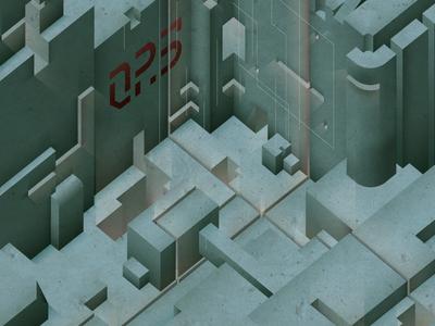 Isometric City WiP
