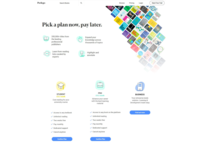 Pricing Page - Perlego