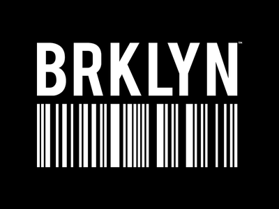 Brooklyn logo designer brooklyn new york city new york nyc logo design creative typography expressive design logo branding