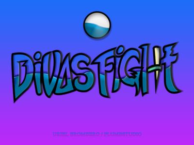 Divas Fight - Logo