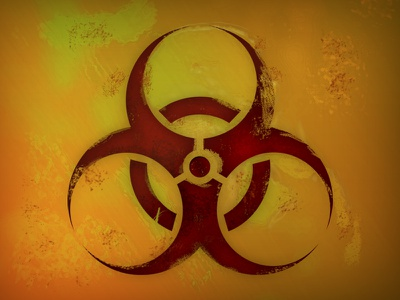 Radioactive design end of world death radiotive ocean texture logodesign work apocalypse radioactive ahs logo