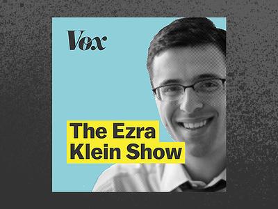 Ezra Klein Show Podcast Art cover art podcast