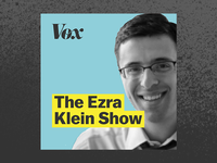 Ezra Klein Show Podcast Art
