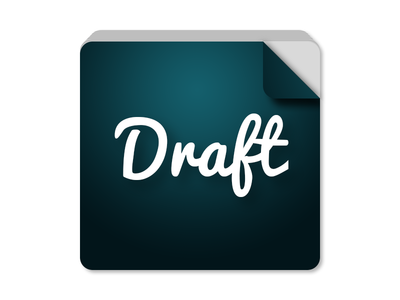 Icon for Draft App