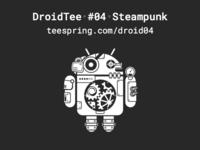 DroidTee #04 Steampunk