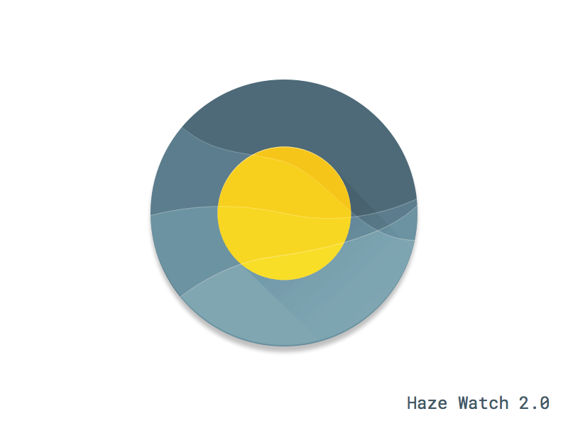 Haze watch